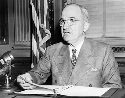 Presidents Trump Truman President American Communism Against