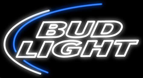 bud light neon sign bud light logo neon sign for custom neon signs