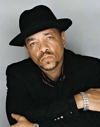 Rapper, actor Ice-T presents