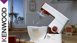 Kenwood Chef Classic  Nostalgia Series  Kitchen Machine