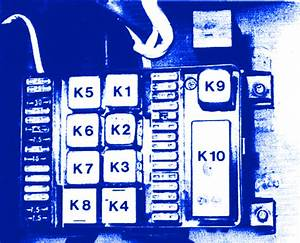 Bmw 850i 1992 Fuse Box  Block Circuit Breaker Diagram