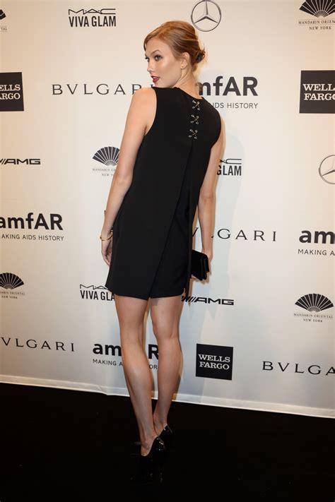 Karlie Kloss Amfar New York Gala Gotceleb