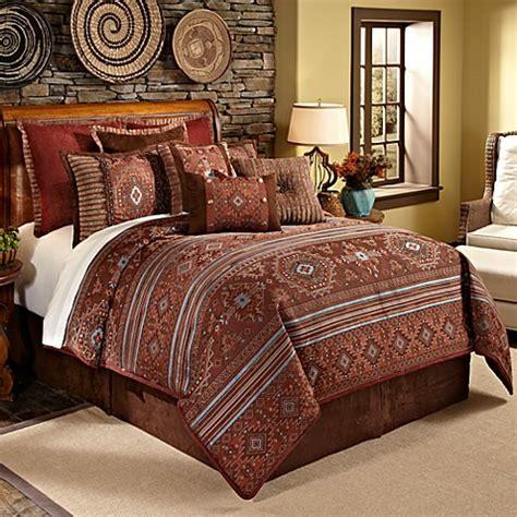 california king comforter buy pueblo california king comforter set from bed bath