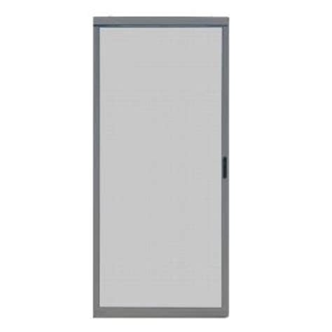 unique home designs 36 in x 80 in ultimate grey metal