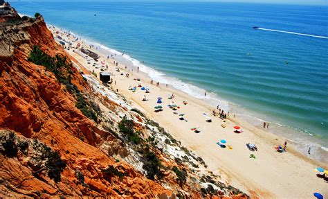 Where To Find The Algarves Best Beaches Lonely Planet