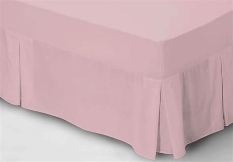 king size fitted sheet belledorm 150 count easy care fitted valance sheet single