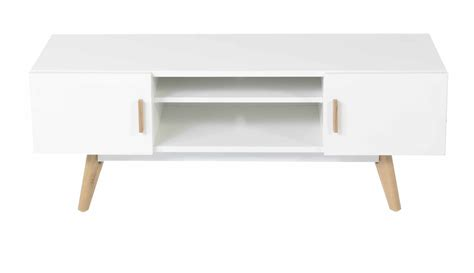 fauteuil de bureau pas cher meuble tv blanc style scandinave mykaz