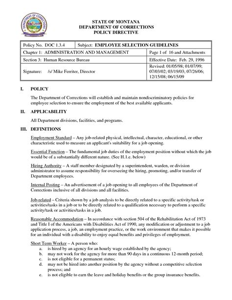 compliance policy template best photos of policy outline format policy format