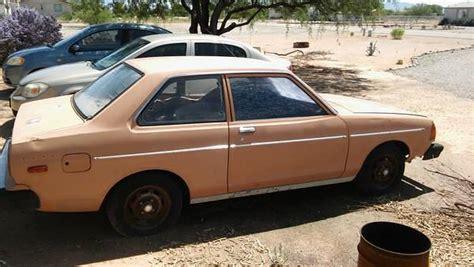 1981 Datsun B210 by 1981 Datsun B210 2 Door Coupe For Sale In Marana Arizona