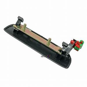 New Front Right Black Outer Door Handle For Mazda B2500