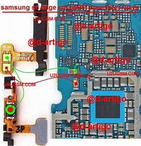 Samsung Galaxy S6 Edge Power On Off Key Button Switch