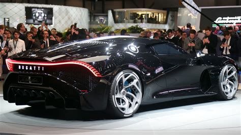 How much does the most expensive car in the world cost? Bugatti Voiture Noire: £13m hyper-coupe is world's most expensive car   CAR Magazine