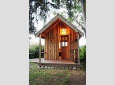 Small OneRoom Cabin Provides Stress Release