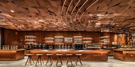 How Starbucks Shanghai Is Using Design to Sell Coffee