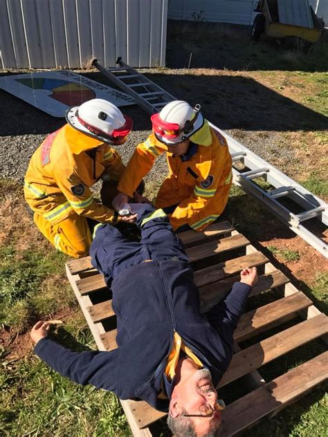 First Aid Training Course - NSW Rural Fire Service