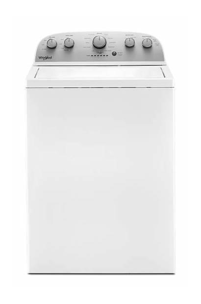Washer Whirlpool Load Wash Wtw5000dw Laundry Efficiency