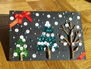 Modele Carte De Voeux : exemple modele carte de voeux fait main ~ Melissatoandfro.com Idées de Décoration