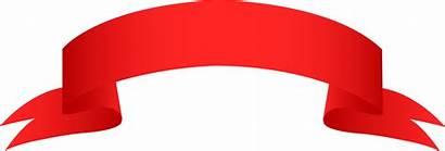 Ribbon Banner Transparent Clipart Multi Vector Shape
