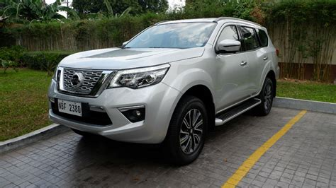 Nissan Terra Photo by 2019 Nissan Terra 2 5l Vl 4x2 7at Review