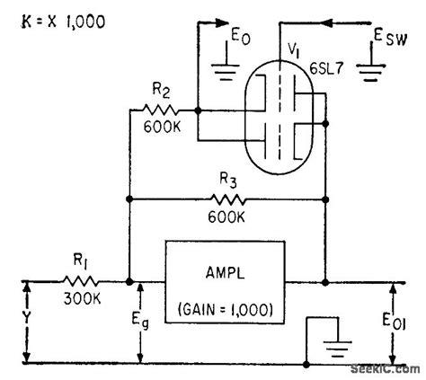 Pulse Amplitude Modulator Led Light Circuit