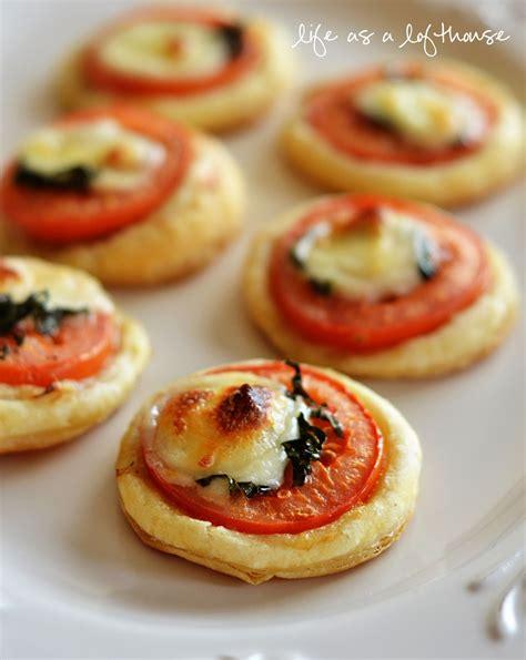 cuisine appetizer mini tomato and mozzarella