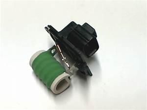 Dodge Journey Heat Resistor  Radiator Fan  Connects