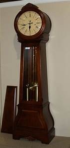 Wooden Grandfather Clock For Sale - WoodWorking Projects