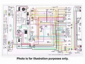 Manual Wiring Diagram Full Color Laminated 17 Inch