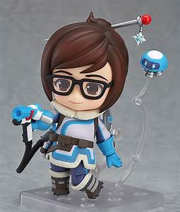 Overwatch Figure Mei Nendoroid