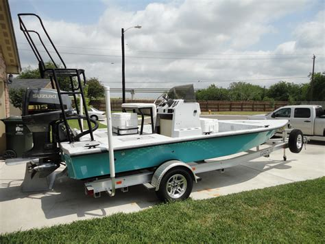 Haynie Boats For Sale by 2000 Haynie 20 Flats The Hull Boating And