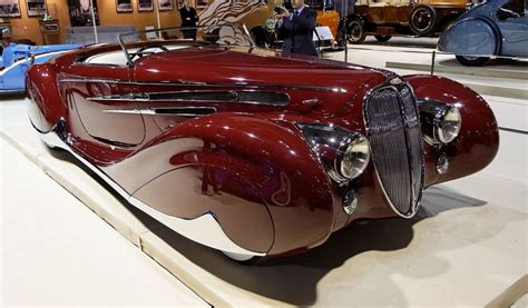 A look at the amazing car collection of Jay Leno