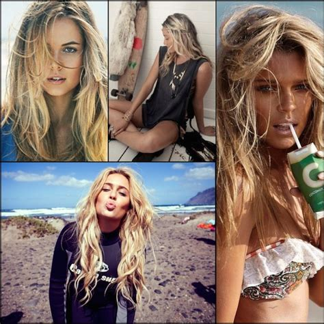 Beachy Waves, the Best Hairstyle for Surfer Girls   Beauty