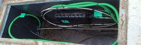 chambre de tirage fibre optique hidrostank les regards modulaires hidrostank présentés