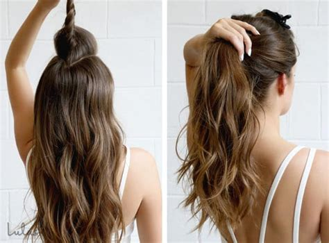 Easy Hairstyle Tutorials For Perfect Long Hair Every