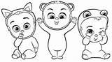 Boss Triplets Bebe Coloring Bébé Dessin Triplés Coloriage Les Template Et Meilleures Sketch sketch template
