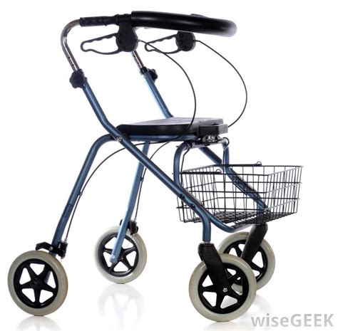 mobility walker walkers assistive lightweight aids elderly technology types different wheeled assistance issues problems rolling aid type seat those impaired