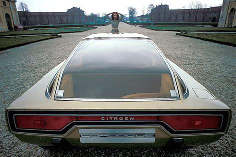 maserati car 2015 citroën gs camargue concept 1972 elusive magazine
