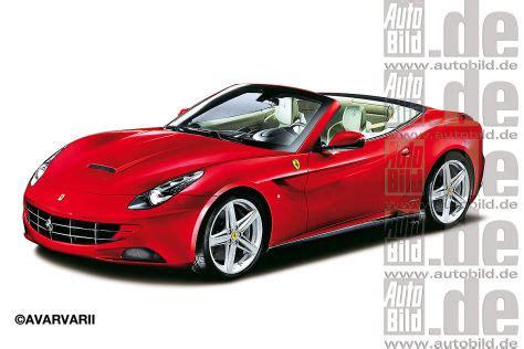Neue Modelle Von Ferrari Und Maserati Geplant Autobildde