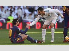 Cristiano Ronaldo vs Lionel Messi Respect Moments YouTube