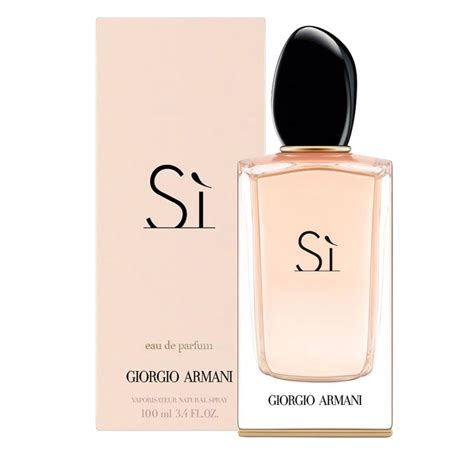 si鑒e de toilette buy giorgio armani si eau de parfum 100ml at chemist warehouse