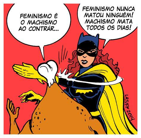 Batgirl Meme - meme feminista batgirl d 225 li 231 227 o no coxinha latuff cartoons