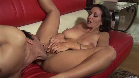 Strong Sex For The Naked Mature After A Good Oral Play