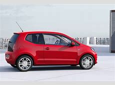 VW Unveils Production Version of Up! City Car carscoopscom