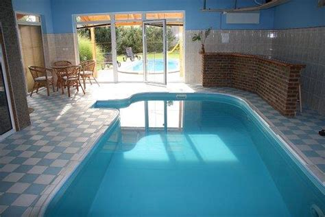 Haus Mit Innenpool by Ferienhaus In Hostice Strakonice Mit Pool