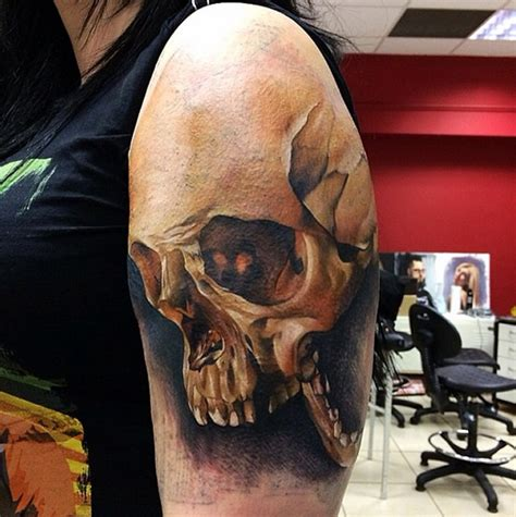 Forearm Tattoos Harley Davidson