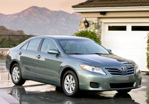 toyota camry  car specifications auto technical