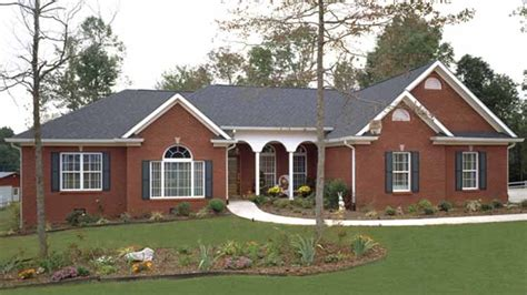 2 Story Ranch Style House Plans For Motivate House