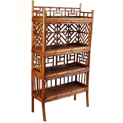 Bamboo Etagere Furniture by Bamboo Etagere At 1stdibs