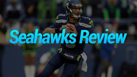 seattle seahawks  cleveland browns review seahawks