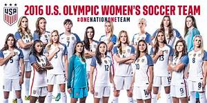 U.S. Women Olympic soccer team announced | 100 Percent Soccer